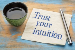 business coaching trust your gut